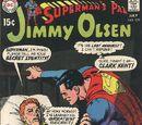 Superman's Pal, Jimmy Olsen Vol 1 121