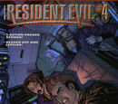 Resident Evil Vol 1 Issue 4