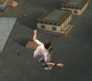 Tony Hawk's Pro Skater 2 gaps