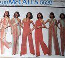 McCall's 5529
