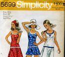 Simplicity 5699