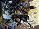 Logan Wayne (Earth-9602) and Creed Quinn (Earth-9602) from Legends of The Dark Claw Vol 1 1 0001.jpg