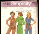 Simplicity 7642