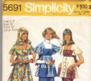 Simplicity 5691