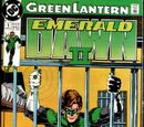 Green Lantern: Emerald Dawn II Vol 1 1