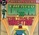 Green Lantern: Emerald Dawn II Vol 1 6