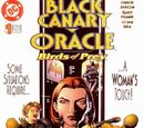 Birds of Prey: Black Canary/Oracle Vol 1 1