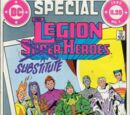Legion of Substitute Heroes Special Vol 1 1