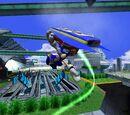 Sonic Free Riders tracks