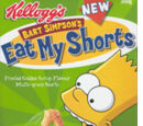 Eat My Shorts Cereal