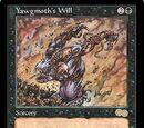 Yawgmoth's Will