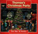Thomas's Christmas Party (book)