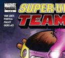 Super-Villain Team-Up MODOK's 11 Vol 1