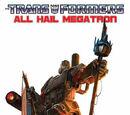 All Hail Megatron (comics IDW)