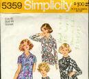 Simplicity 5359