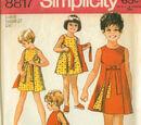 Simplicity 8817