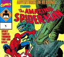 Adventures in Reading Starring the Amazing Spider-Man Vol 1 1