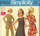 Simplicity 8352