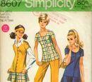 Simplicity 8607
