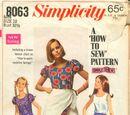Simplicity 8063