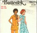 Butterick 6619
