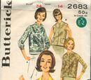 Butterick 2683