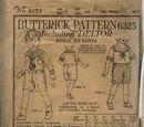 Butterick 6325