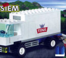 1029 Milk Delivery Truck