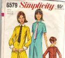Simplicity 6579 A