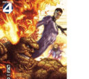 Dark Reign: Fantastic Four Vol 1 1