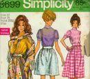Simplicity 8699