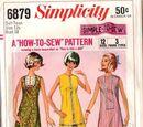 Simplicity 6879