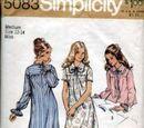 Simplicity 5083 A