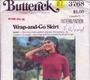 Butterick 3768