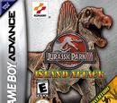 Jurassic Park III video games