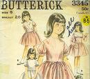 Butterick 3345 A