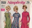 Simplicity 7831 A