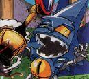 Badnik Sonic