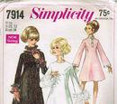 Simplicity 7914 A