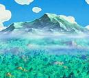 Cuevas y montañas de Sinnoh