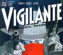 Vigilante: City Lights, Prairie Justice Vol 1