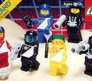 6703 Space Minifigures