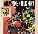 Wolverine & Nick Fury: Scorpio Rising Vol 1 1