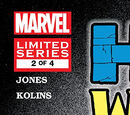 Hulk/Wolverine: Six Hours Vol 1 2/Images