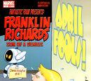 Franklin Richards: April Fools Vol 1 1