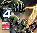 Fantastic Force Vol 2 1
