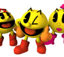 Pac-Man's Family