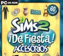 Los Sims 2: ¡De Fiesta! - Accesorios