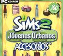 Los Sims 2: Jóvenes Urbanos - Accesorios