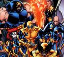 X-Men (Earth-5700)/Gallery